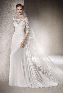 CocoMio Bridal wedding dress trends 2017