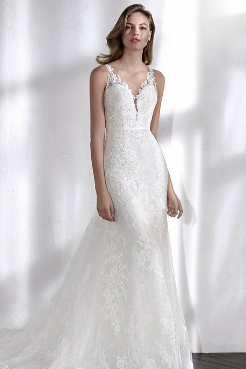 Plus size wedding dresses near me elegant weddings for Discount wedding dress stores near me