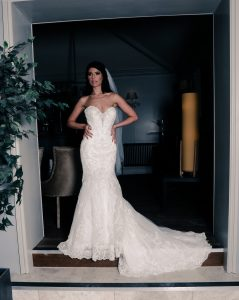 sparkle-strapless-wedding-dress-swansea-cardiff