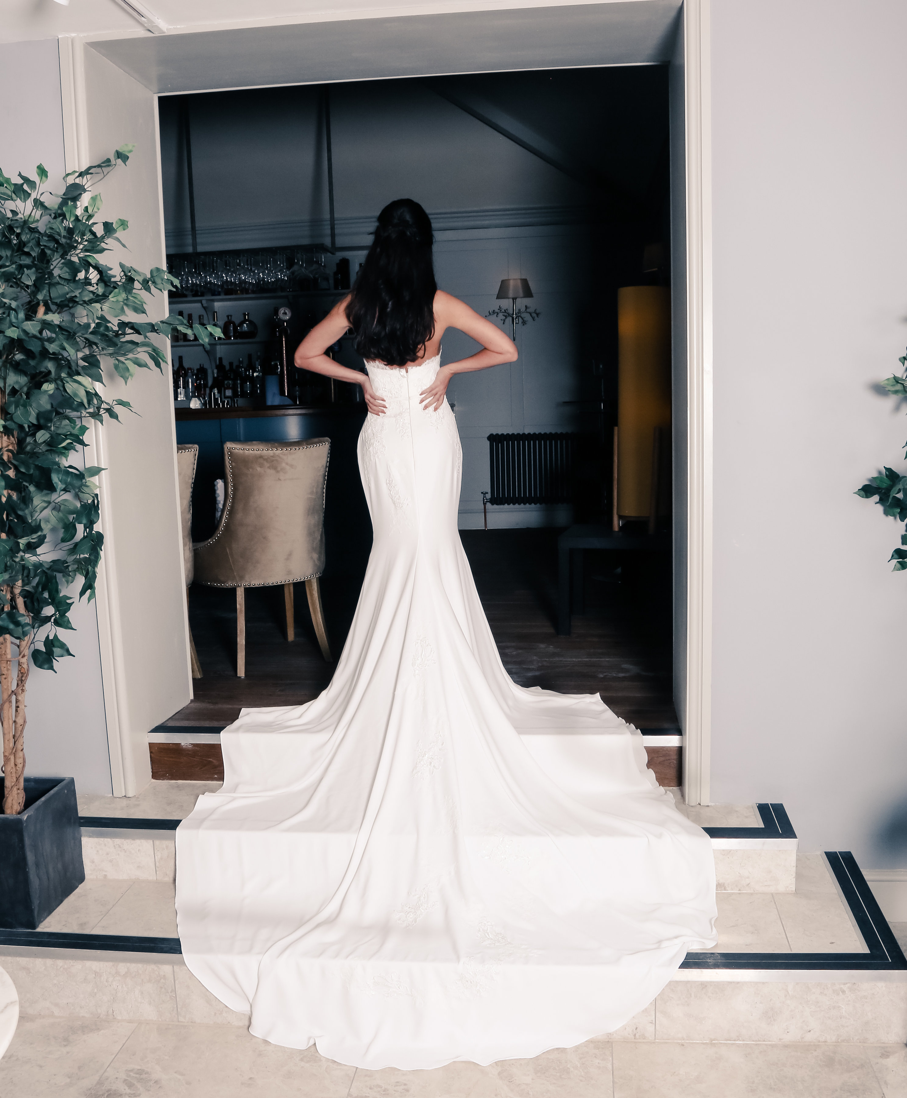 CocoMio Bridal: Styled Shoot at Fairyhill, The GowerCocoMio Bridal
