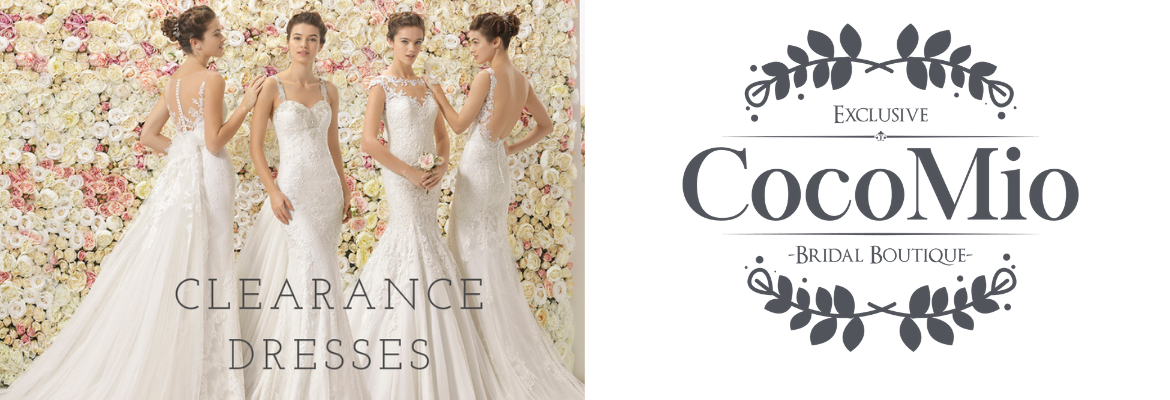 Cocomio Bridal Clearance Wedding Dressescocomio Bridal